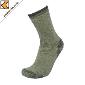 Unisex Merino Wool Softest Expedition Socks (162015SK) pictures & photos