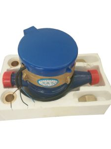 Multi Jet Dry Type Vant Wheel Pulse Transmitting Water Meter pictures & photos