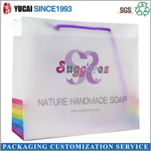 2017 Latest Designs Paper Printing Shopping Gift Bag pictures & photos