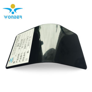 Outdoor UV-Resistant Pure Polyester Black Powder Coating pictures & photos