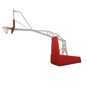 Professional Indoor Electric Hydraulic Portable Basketball Stand pictures & photos