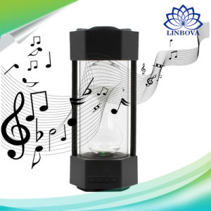 Sandglass Sand Timer Stereo Mini Bluetooth Wireless Speaker with LED Lamp pictures & photos