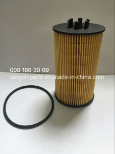 Auto Parts Oil Filter for Mercedes-Benz pictures & photos