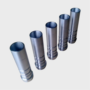 CNC Machining Spare Parts, Aluminum Tube pictures & photos