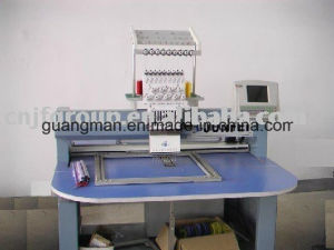 Hye-T1201 Cap &Garment Single Head with Sequin and Cording Embroidery Machine pictures & photos