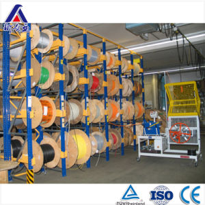 China Manufacturer Heavy Duty Warehouse Cable Rack pictures & photos