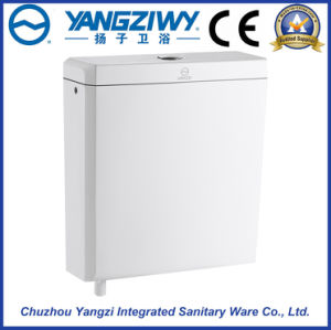 Wall-Mounted PP Toilet Cistern for Squatting Pan (YZ1092) pictures & photos