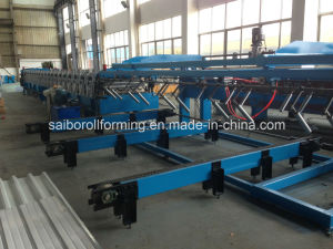 Fast Speed Double Layer Roll Forming Machine pictures & photos
