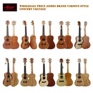 Wholesale Aiersi Brand 24 Inch Concert Ukulele pictures & photos