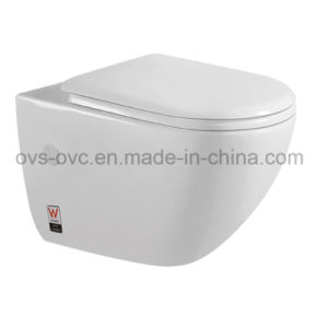 Foshan Sanitary Ware Sitting Wc Toilet pictures & photos