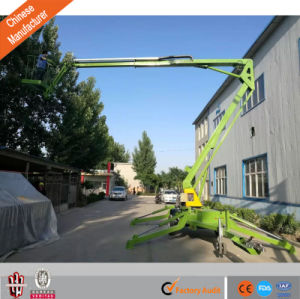 Articulated Boom Lift From China Factory Lift Platform pictures & photos