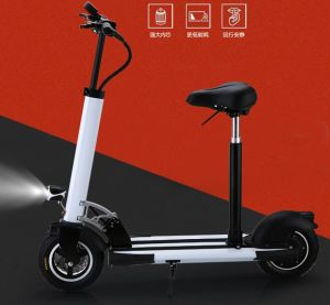400W Aluminum Electric Scooter with 36V/10.5ah Lithium pictures & photos