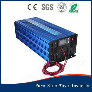 DC to AC Sine Wave Inverter Solar Inverter 3000W pictures & photos