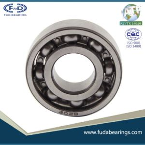 Gcr15 Automobile Ball Bearing 6202ZNR F&D Deep Groove Ball Bearing pictures & photos