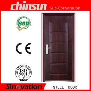 Hot Selling New Design Steel Door with Competitive Price pictures & photos