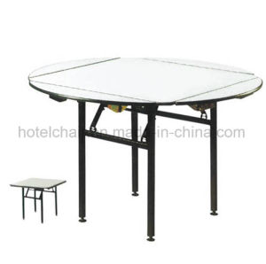 Wholesale High Quality Folding PVC Banquet Table pictures & photos