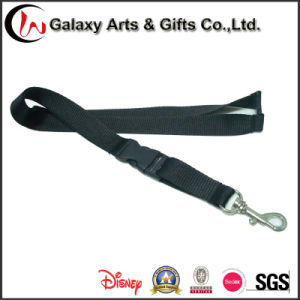 OEM Eco-Friendly Custom Letter Polyester Plain Lanyards pictures & photos