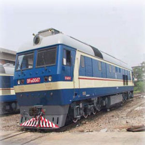 China Crrc (CSR) Ziyang Export Diesel Locomotives Df4b/Gkd3b/Gkd6e3000/Sdd23/Sdd22/Sdd19 pictures & photos
