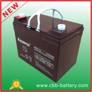 Np35-12 Lead Acid Battery 12V 35ah AGM Battery for UPS pictures & photos