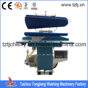 Wj120f Universal Steam Press Clamping Machine Vacuum Steam Pressing Machine pictures & photos