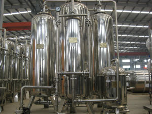 High Quality Sodium Ion Exchanger for Industrial Drinking Water pictures & photos