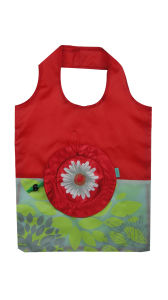 Foldable Gifts Shopper Bag, Flowers Daisy Style, Tote Bags, Reusable, Lightweight, Grocery Bags and Handy, Promotion, Accessories & Decoration pictures & photos