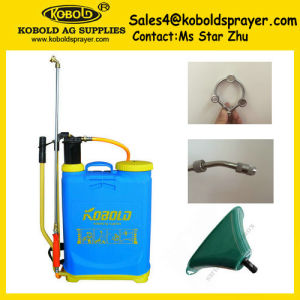 16L Industrial Cleaning Machine Knapsack Sprayer with Chrome Lance (KB-16LS) pictures & photos