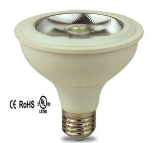12W EMC3030 E27 IP44 Damiable Aluminum PBT Plastic LED Spotlight pictures & photos