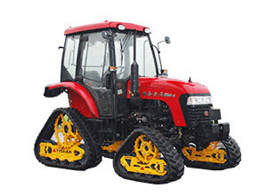 Hot Sale Crawler Tractor pictures & photos