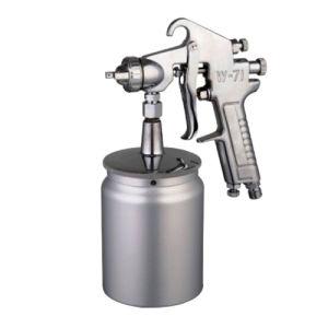 Mini Spray Gun F-2 200cc Aluminum Cup pictures & photos