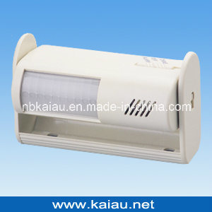 PIR Motion Sensor Wireless Alarm Box (KA-SA01) pictures & photos