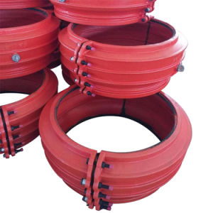 Pipe Repair Clamp H800, Pipe Repair Coupling, Pipe Repair Sleeve, Pipe Leak Repair Clamp for Ci Di Pipe, Leaking Pipe Quick Repair pictures & photos