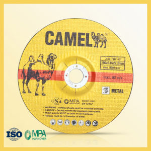 High Quality Camel Abrasive Disc with Two Fiber Glass pictures & photos