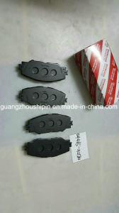OEM 04465-42180 Round India Top Quality Brake Pad for Toyota pictures & photos