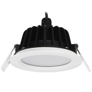 LED Downlight Waterproof IP65, Dimmable Round, 15W 3000k Warm White with Driver, Retrofit LED Recessed Lighting Fixture Fit for Bathroom Kitchen and Outdoor pictures & photos
