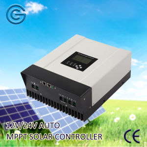 60A 80A Solar MPPT Panel System Battery Charge Regulator pictures & photos