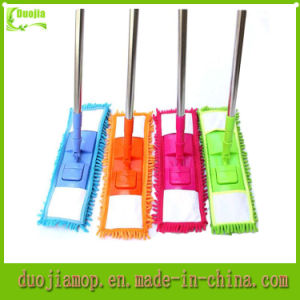 Cleaner Mirofiber Mop ABS Qaulity Flat Mop pictures & photos