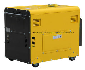 5kw Silent/ Soundproof Power Generator Diesel Generating Set pictures & photos