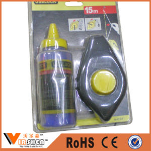 Measuring Tools Construction Chalk Line Reel pictures & photos