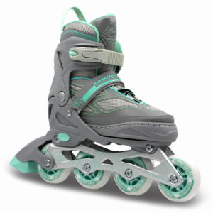 Semi Soft Adjustable Inline Skate (SS-158A-3) pictures & photos
