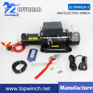 SUV 4X4 12V/24VDC Electric Winch with 13000lb Load Capacity pictures & photos