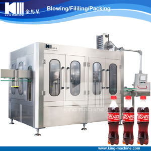 Full Automatic Bottle Carbonated Beverage Filling Machine pictures & photos