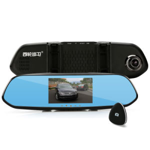 Car DVR Camera Tire Monitor System with 4 Internal Tyre Sensors pictures & photos