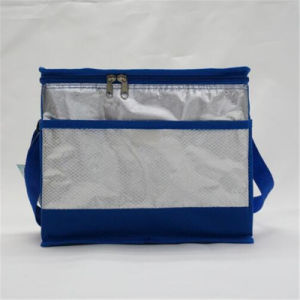 PVC Aluminum Ice Bag Insulation Insulation Bag Lunch Boxes (GB#207PVC) pictures & photos