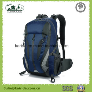 Five Colors Polyester Hiking Backpack 406 pictures & photos