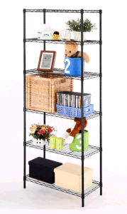 Amj 6 Layer Metal Wire Shelf with Ce Certificate pictures & photos
