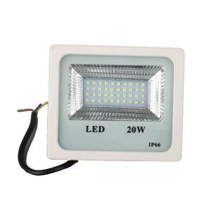 White/Black New Item of LED Flood Light pictures & photos