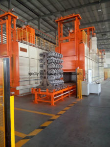 Roller Hearth Heat Treatment Line pictures & photos