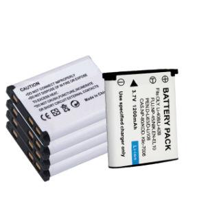 Li-42b Digital Camera Battery, for Nikon En-EL10 Enel10 for Olympus, for Pentax D-Li63 Np-45 Cnp-80 Klic-7006 pictures & photos
