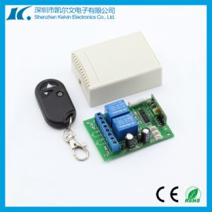 2-Channel Auto Curtain Remote Controller Kl-Clkz02b pictures & photos